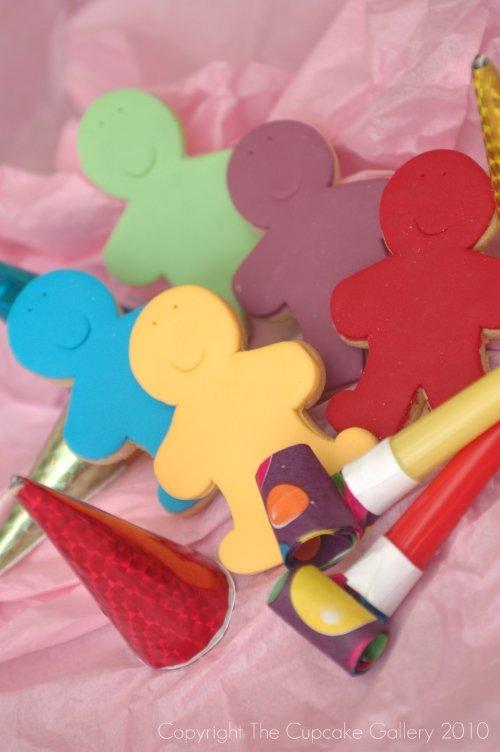 Gingerbread Jellybabies